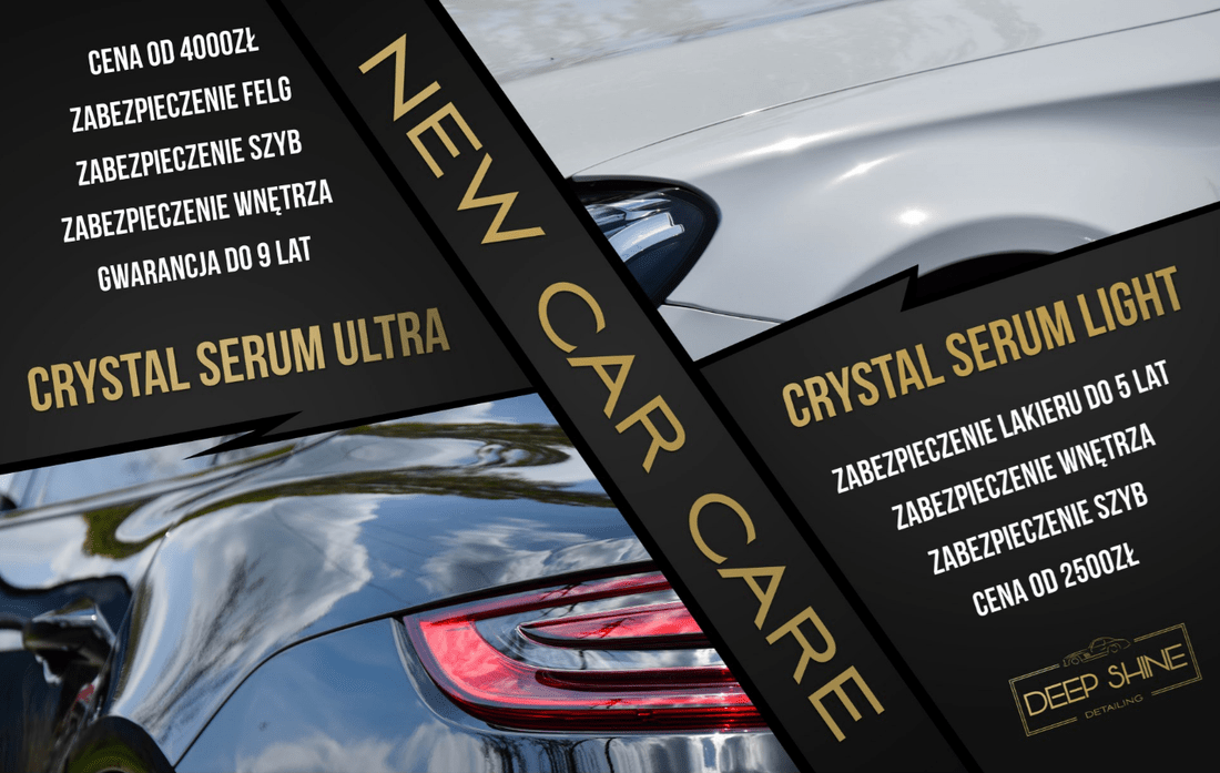 promocja NEW CAR CARE