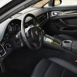 wnętrze Lamborghini