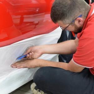 Oklejanie Lamborghini Murcialego 2