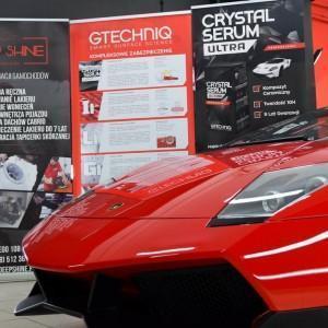 Oklejony folią ochronną Lamborghini Murcialego