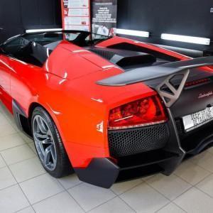 Lamborghini murcielago 15