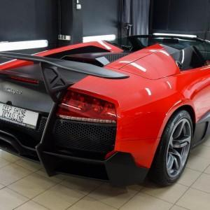Lamborghini murcielago 16