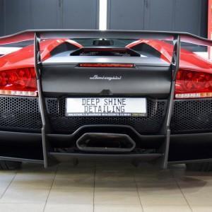 Lamborghini murcielago 21