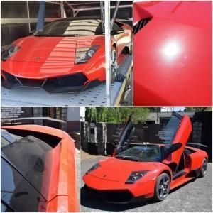 Lamborghini murcielago 50
