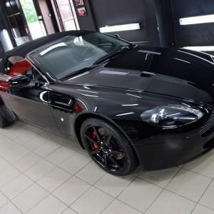 Aston Martin Vantage 7