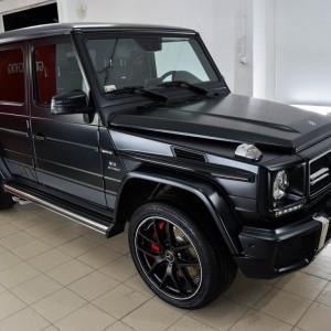 Mercedes gelandewagen 6