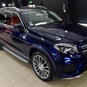 Mercedes GLS 7