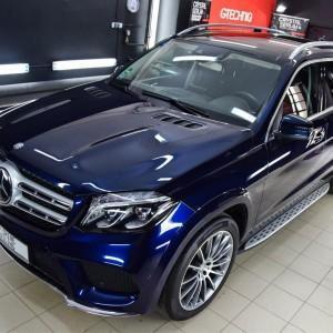 Mercedes GLS 9