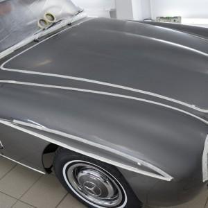Mercedes 190 SL 12