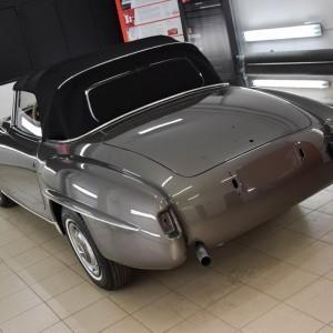 Mercedes 190 SL 17