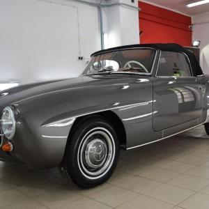 Mercedes 190 SL 6