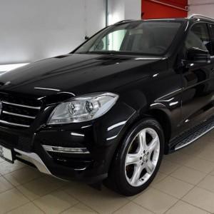 Mercedes ML 27