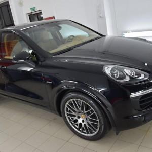 Porsche Cayenne2 1