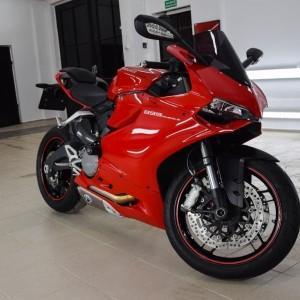 Ducati 899 panigale 1