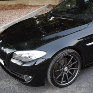BMW 5 F10 19