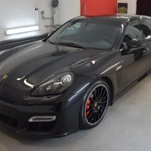 Porsche Panamera GTS 14