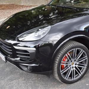 Porsche Cayenne S 25