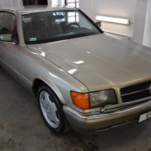 Mercedes W 126 13