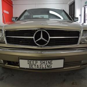 Mercedes W 126 14