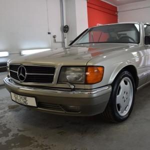 Mercedes W 126 15