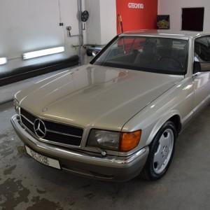 Mercedes W 126 16