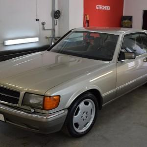 Mercedes W 126 17