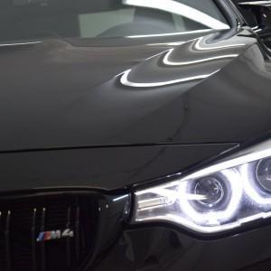 BMW M4 + zabezpieczenie Crystal Serum Black 3