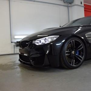 BMW M4 + zabezpieczenie Crystal Serum Black 4