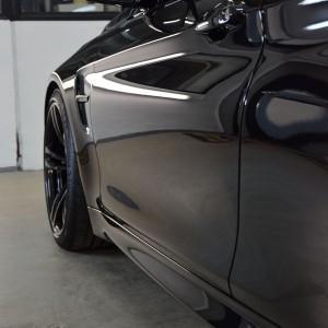 BMW M4 + zabezpieczenie Crystal Serum Black 9