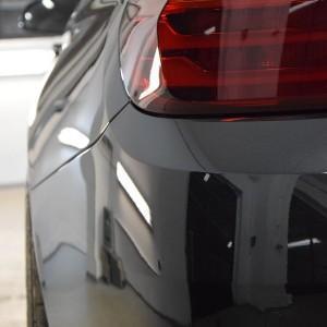 BMW M4 + zabezpieczenie Crystal Serum Black 10