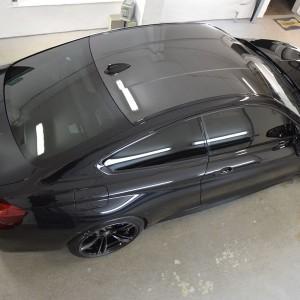 BMW M4 + zabezpieczenie Crystal Serum Black 13