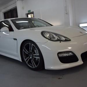 Porsche Panamera 4S 22