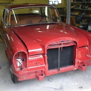Mercedes W111 77