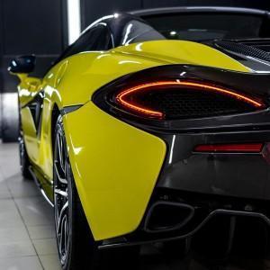 McLaren 570S w wersji Spider 20