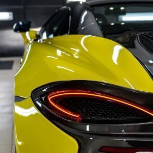 McLaren 570S w wersji Spider 21