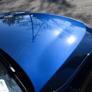 BMW 5 zabezpieczenie folią bezbarwną + powłoka cs ultra 5