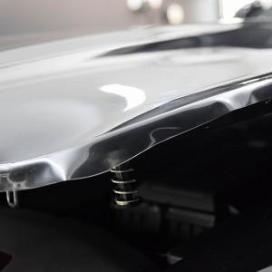 Mercedes GTS AMG zabezpieczenie folią bezbarwną + powłoka cs ultra