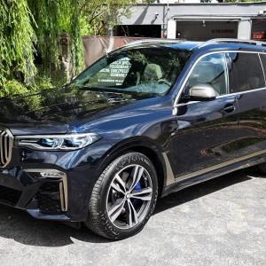 BMW X7 zabezpieczenie powłoką ceramiczną 1