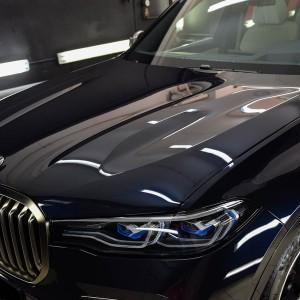 BMW X7 zabezpieczenie powłoką ceramiczną 2