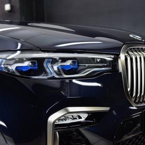 BMW X7 zabezpieczenie powłoką ceramiczną 4