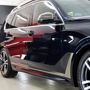 BMW X7 zabezpieczenie powłoką ceramiczną 5