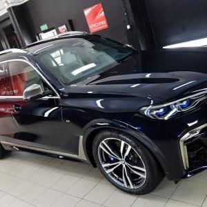 BMW X7 zabezpieczenie powłoką ceramiczną 6