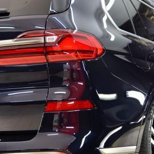 BMW X7 zabezpieczenie powłoką ceramiczną 8