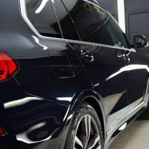 BMW X7 zabezpieczenie powłoką ceramiczną 9