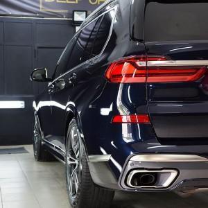 BMW X7 zabezpieczenie powłoką ceramiczną 10
