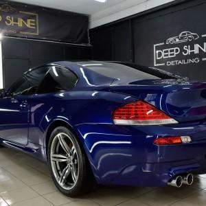 BMW X7 zabezpieczenie powłoką ceramiczną0006