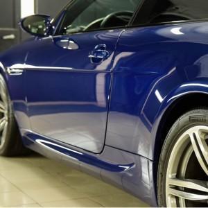 BMW X7 zabezpieczenie powłoką ceramiczną0012