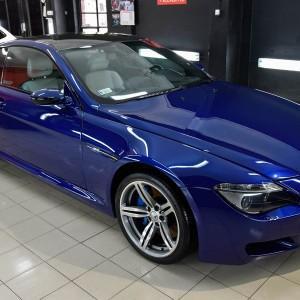 BMW X7 zabezpieczenie powłoką ceramiczną0017