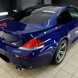 BMW X7 zabezpieczenie powłoką ceramiczną0023