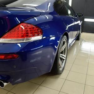 BMW X7 zabezpieczenie powłoką ceramiczną0036